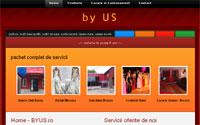 BY US: croitorie, accesorii, cantonament dans sportiv, cursuri dans pentru adulti