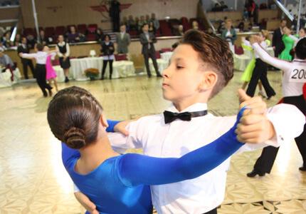 Educatia prin dans