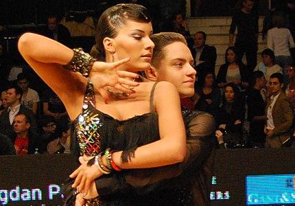 Dansul sportiv - dans sportiv - dans de societate - dans de parchet