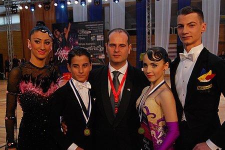 Greek Open – Salonic, Grecia, 12 Aprilie 2014