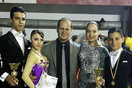 Cupa Pygmalion – București, 26-27 aprilie 2014