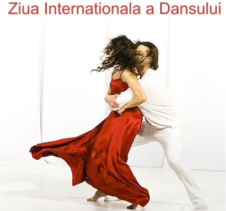 Ziua Internationala a Dansului