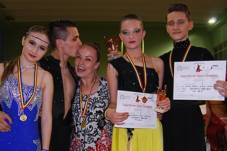 Cupa Forever Dance – Constanța, 31 mai – 1 iunie 2014