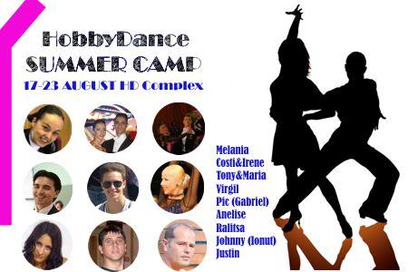 HobbyDance Summer DanceCamp 2014