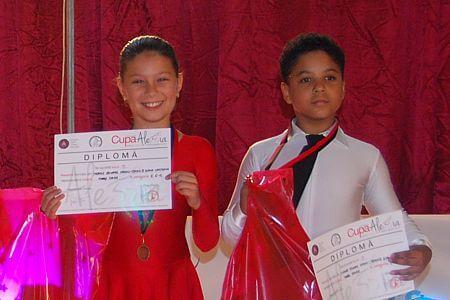 Cupa Alessia – București, 1-2 noiembrie 2014