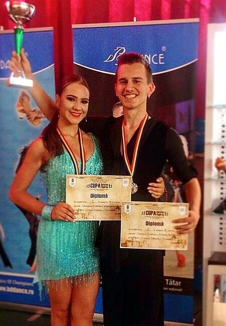 scoala dans copii Dragne Bogdan - Miruna Ana-Maria