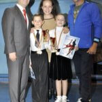 Justin, Stefan, Melania, Ana Maria, Ionut cursuri initiere dans