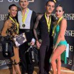 Gabriela, Bogdan, Stelian, Diana lectii de dans pentrui copii
