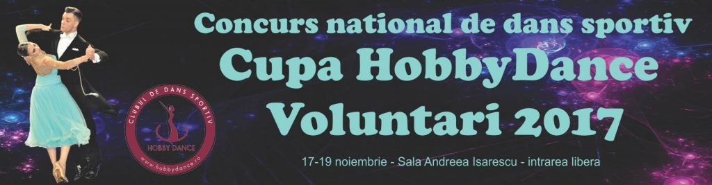 cupa hobby dance 2017
