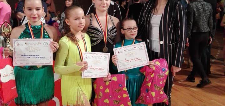 Cupa Dance Prestige – București, 14 octombrie 2017