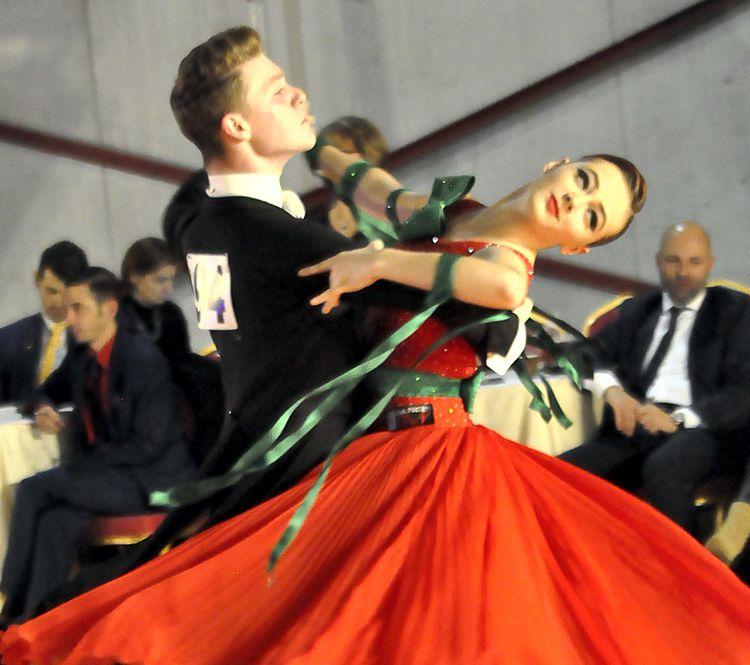 Cupa HobbyDance - Mihai si Alexandra