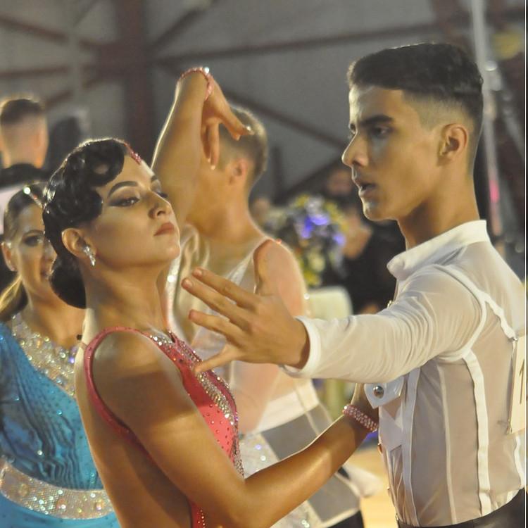 Campionatul National de dans sportiv - Paraschiv Cosmin - Petre Iulia