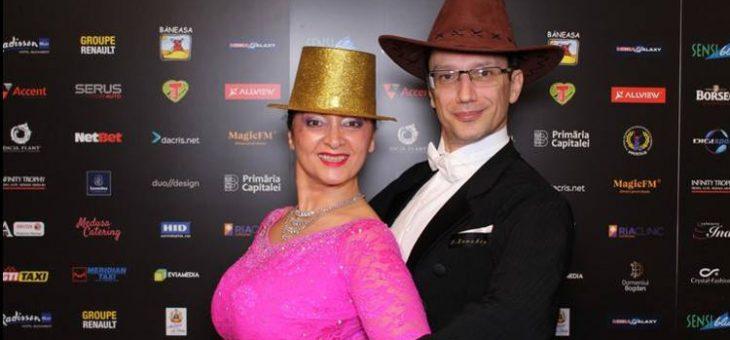 WDSF Dance Masters – București, 30 martie – 1 aprilie 2018