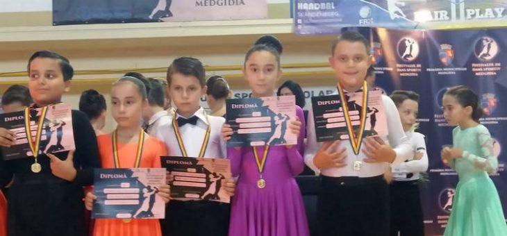 Festivalul de Dans Sportiv – Medgidia, 22 septembrie 2018