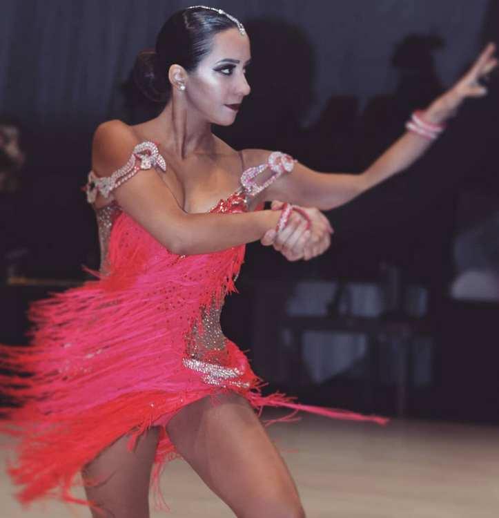 Diana Olteanu scoala de dans bucuresti