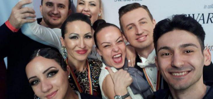 WDSF Grand Slam Dance Masters – Bucureşti, 15-17 martie 2019