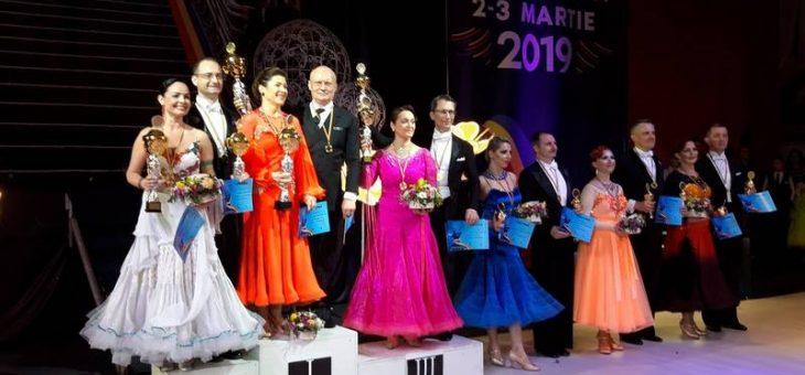 Campionatul Național de Dans Sportiv – Brașov, 2-3 martie 2019