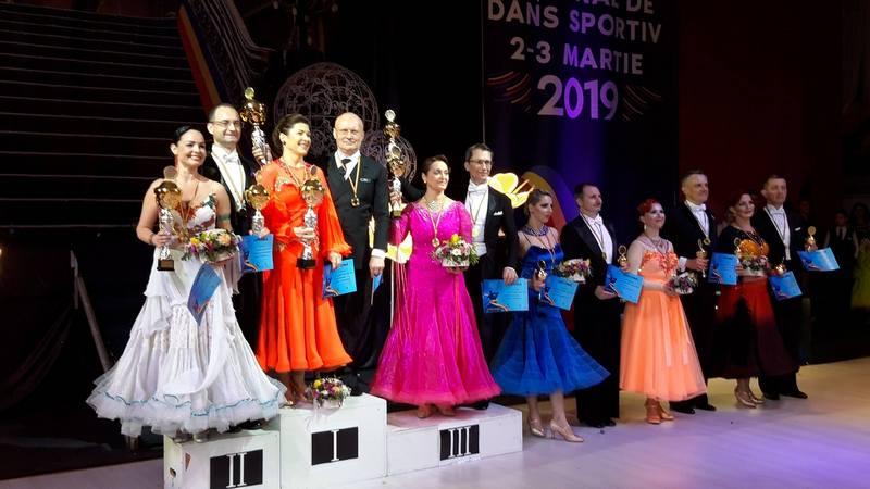 Campionatul National de Dans Sportiv 2019