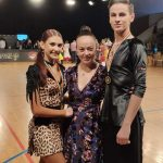 Andreea, Melania, Daniel
