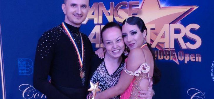 WDSF Dance All Stars – București, 20-21 aprilie 2019