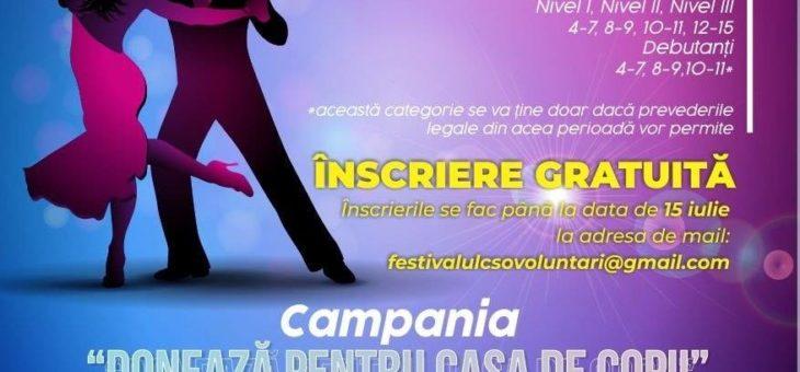 Festivalul de dans in aer liber CSO Voluntari 2020